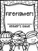 Firefighter! Supplemental Activities (Second Grade Reading