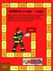 Firefighter Themed Addition Games