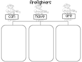 Firefighter Tree Chart- Fire Safety