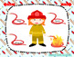 Firefighter Voices -- An Interactive Four Voices Recognition Game (calling ed)