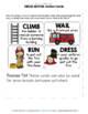 Firefighter - Week 25 Age 4 Preschool Homeschool Curriculu