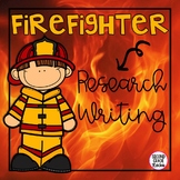 Firefighter Fact Writing Activity