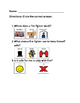 Firefighter as a Community Helper Worksheets for Kids with Autism