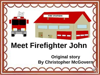 Firefighters- A narrated story by a New York City firefighter