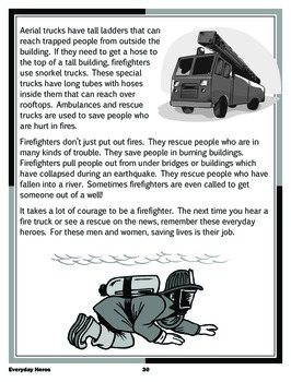 Firefighters: Everyday Heroes