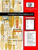 Fire Safety Unit (Perfect for October's Fire Prevention Month!)
