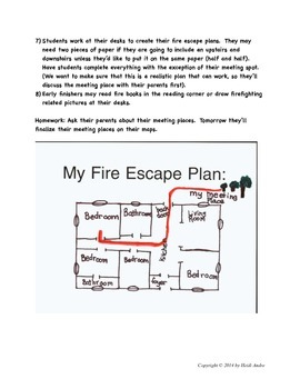 Firefighting and Fire Safety Community Unit, 2nd Grade Social Studies Unit