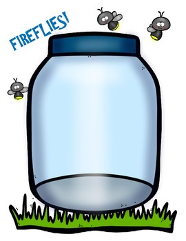 Fireflies 2-in-1 Activity