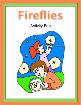 Fireflies Activity Fun