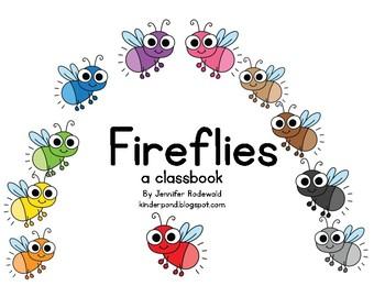 Fireflies Class book