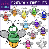 Fireflies Clipart (jen hart Clip Art)
