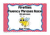 Fireflies Fluency Phrases Race