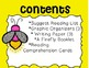Fireflies & Lightning Bug Mini Unit~ Includes Graphic Organizers & Much More!