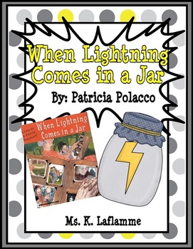 Fireflies: Patricia Polacco Story and Non-fiction text on Fireflies