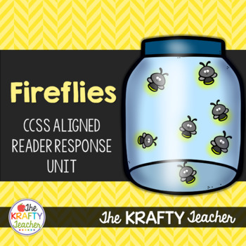 Fireflies Reader Response Unit for First Second