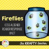 Summer Reading Comprehension - Fireflies by Julie Brinckloe