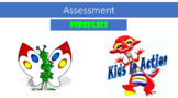 Fireflies assessments stage 2 3 to 4 years old