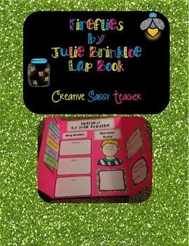 Fireflies by Julie Brinkloe Interactive Lapbook