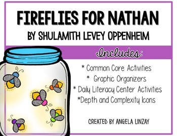 Fireflies for Nathan: Aligning 1st Grade Houghton Mifflin