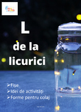Firefly Activities in Romanian, Licurici isi cauta amici