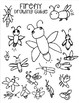 Firefly Art Project (Lightning Bugs)