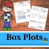 Firefly Box Plot Lesson & Practice