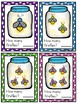 Firefly Counting Activity Numbers 1-40