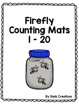 Firefly Counting Mats