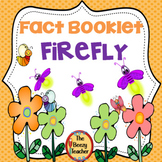 Firefly Fact Booklet with Digital Activities