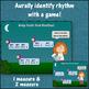 Music Lesson ~ Firefly: Orff, Rhythm & Instruments {2 sixteenths/1 eighth}
