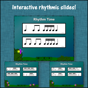 Music Lesson ~ Firefly, Firefly: Orff, Rhythm & Instruments {Sixteenth Notes}