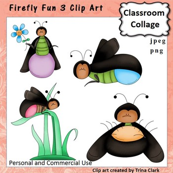 Firefly Fun 3 - Color - personal & commercial use