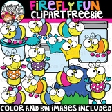 Firefly Fun Clipart Freebie {Free Clipart}