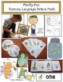 Firefly Fun: Science, Math & Language Arts Activities & Crafts