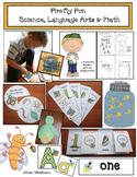 Firefly Fun: Science, Math & Language Arts Activities