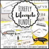 Firefly Life Cycle Activity Bundle