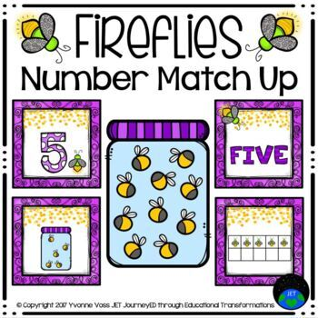 Firefly Number Match Up