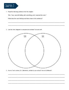Firegirl Book Study - Common Core Aligned
