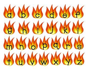 Firemen Letter Match