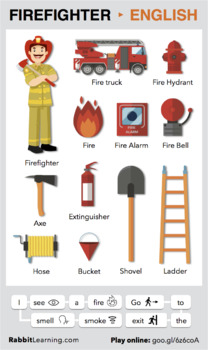 Firefighter > PDF + Interactive Lesson