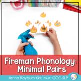Fireman Phonology: Interactive Sensory Tub Activities