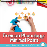 Fireman Phonology: Interactive Sensory Tub Activities