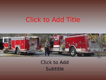 Firemen 911