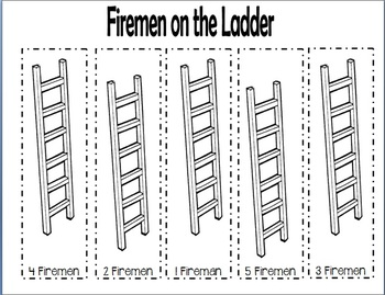 Firemen Counting to 5