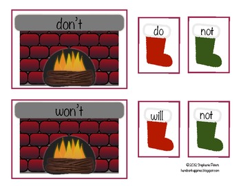Fireplace Contractions