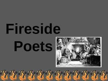 Fireside Poets- English 11
