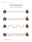 Firetruck Tracing