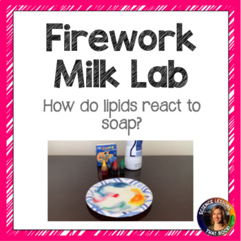 Firework Milk Lab