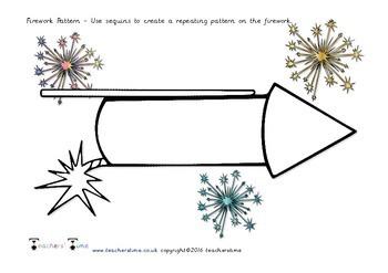Firework Pattern
