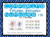 Fireworks Comparing Numbers Center